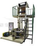 Máquina de soplado de película de HDPE para T-Shirt Bolsa bolsas de compras