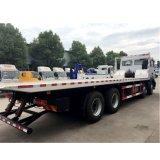 Euro barato II 8X4 370pesado HP Scanner de caminhão de reboque