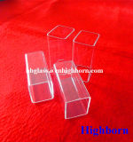 Plaza de la fabricante del tubo de vidrio de sílice fundida