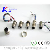 Pin 5 разъем RF припоя винта Fix держателя M12 панели кодирвоания мыжской