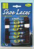 スポーツの靴、靴のアクセサリのための高品質の平らな綿の物質的なレース