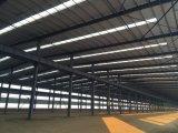 Estructura de acero de la luz de la capacidad de bodega taller estándar SGS