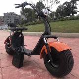 Motor sin cepillo de la vespa eléctrica de Powerful60V 2000W con la rueda grande