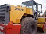 Costipatore utilizzato di Dynapac Ca30d del rullo compressore di Dynapac Ca30d per costruzione