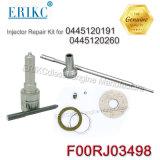 F00rj03498 Bosch 정밀검사 수리용 연장통 F 00r J03 498 (DLLA150P2143) 0445120191 \ 0445120260를 위한 F00r J03 498