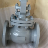 API 6D de aço inoxidável rectilínea aparafusado o bujão da tampa do disco Stellite válvula globo de banco de Energias Renováveis