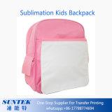 A trouxa do espaço em branco da impressão do Sublimation caçoa o saco de escola das crianças