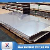 Feuilles et plaques d'acier inoxydable de la pente 304 d'ASTM A240