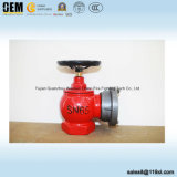 Válvula del manguito de fuego/boca de riego de fuego de interior