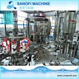 Máquina de rellenar rotatoria de la gravedad líquida del agua