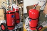 Ruedas de 25kg extintor de polvo seco con CE