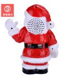 Altavoz sin hilos de Bluetooth de la historieta del superventas mini con la tarjeta del TF del soporte de la radio de FM para los regalos de la Navidad