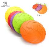 Hundetrainings-Spielzeugfrisbee-Fliegen-Platten-Haustier-Spielzeug