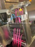 Gummiband nimmt kontinuierliche Dyeing&Finishing Maschine mit J-Kasten auf Band auf