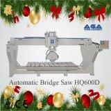 De automatische Scherpe Machine van de Brug van de Steen voor Graniet/Marmeren TegenBovenkant (HQ600D)