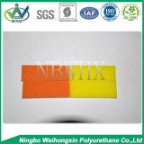 Pâte orange de couleur pour le matelas d'éponge d'unité centrale
