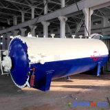 vulcanizador lleno certificado Ce del caucho de la automatización de la calefacción eléctrica de 800X1500m m