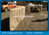 Fabbrica difensiva militare del bastione di Hesco di vendita calda