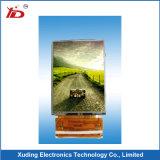 2.4 인치 해결책 240*320 높은 광도 TFT 모듈 LCD 디스플레이 전기 용량 접촉 위원회