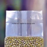 真空の冷凍食品包装袋のCacuumのポリ袋