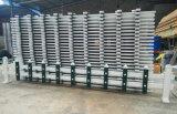 Galvanizado aluminio valla valla metálica de seguridad fabricante