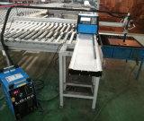 mini máquina de estaca portátil pequena do plasma do CNC do metal de folha