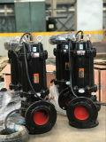 잠수할 수 있는 하수 오물 펌프 Zqsubmersible 슬러리 펌프