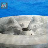 Moulage au sable gitan de roue pour la construction navale