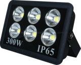 Indicatore luminoso di inondazione chiaro usato stadio di football americano della protezione di impulso 4kv LED 400W 600W LED 500W