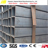 Rechteckiges/Quadrat-Stahlrohr, S235jr/S355jr ERW Rohr