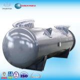 La haute pression SUS304 enveloppe en acier inoxydable et le tube échangeur de chaleur