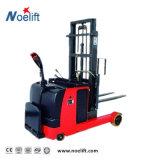 Des équipements de stockage chariot élévateur à fourche 1t 1.5T 2t Electric atteindre chariot