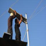 30W integró todos en una luz de calle solar del LED