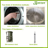 Óleo Essencial de Lavanda, alta eficiência e equipamento de destilar
