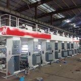 320 м/мин электронной линии вала Multi-Color Rotogravure печатной машины для ПЭТ