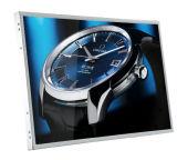 La pantalla táctil de Frameless 15.6-Inch de la caja del metal y No-Toca el monitor del marco abierto