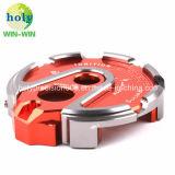 CNC機械化アルミニウム電気自動機械部品