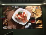 중국 제조자 P3/P4/P5/P6 실내 HD LED 영상 스크린 전시는을%s 가진 던지기 500X1000mm를 정지한다