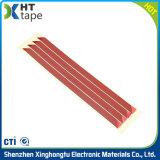アクリルの付着力の電気テープを覆う明確なペット絶縁体を型抜きしなさい