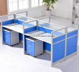 As estações de trabalho móveis de escritório central de células de partição do Office