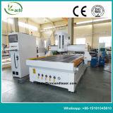 Auto CNC van de Verandering van het Hulpmiddel Router met de Collector en de Vacuümpomp van het Stof