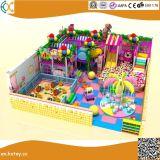 Детей для использования внутри помещений мягкая игровая площадка оборудование Hx10401b