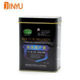 Kauf des Zinn-Kastens für die Gesundheits-Produkte, die mit freien Proben verpacken