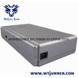 Mini signal de téléphone cellulaire de DCS PCS GM/M de CDMA et brouilleur cachés portatifs de WiFi