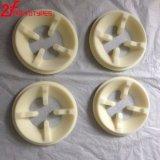 CNC는 CNC 시제품 기계 주문을 받아서 만들어진 높은 정밀도 검정 고무 백색 POM를 가공하는 플라스틱 주입 형 CNC를 가공하는 CNC 기계 CNC 플라스틱을 분해한다