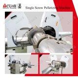 두 배 단계 압출기 작은 알모양으로 하기 생산 라인을 삭감하는 500kg/H PE PP PC PA PS 물가