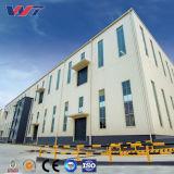 Alta Engenharia pré Rise Hotel Factory dois andares do Prédio de Estrutura de aço prefabricadas