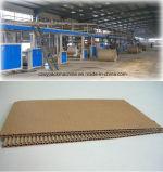Constructeur de la Chine chaîne de production de carton ondulé de 3/5/7 pli