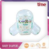 La qualité de la meilleure qualité améliorée neuve de bébé de coton mou neuve choient des couches-culottes de bébé
