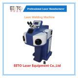De Apparatuur van de hoge Precisie 260W voor de Machine van de Juwelen van het Lassen van de Laser van de Vlek